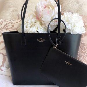 Kate Spade ♠️ NWT Bennet Pl Small Harmony Tote Bag
